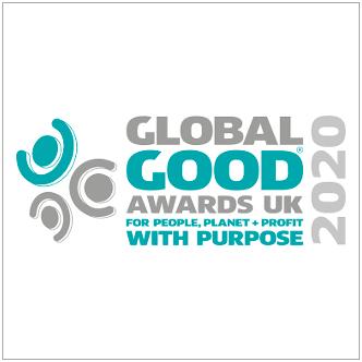 弊社がブランディングパートナーを務めている、ソフィアメディ株式会社様が、GLOBAL GOOD AWARDS UK 2020に輝きました。